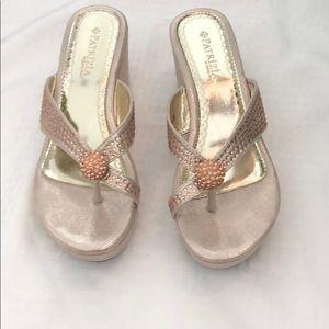 PATRIZIA platform sandals